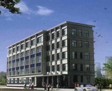怡宝科技商务园