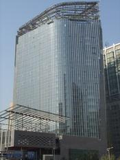上海湾鄂尔多斯大厦