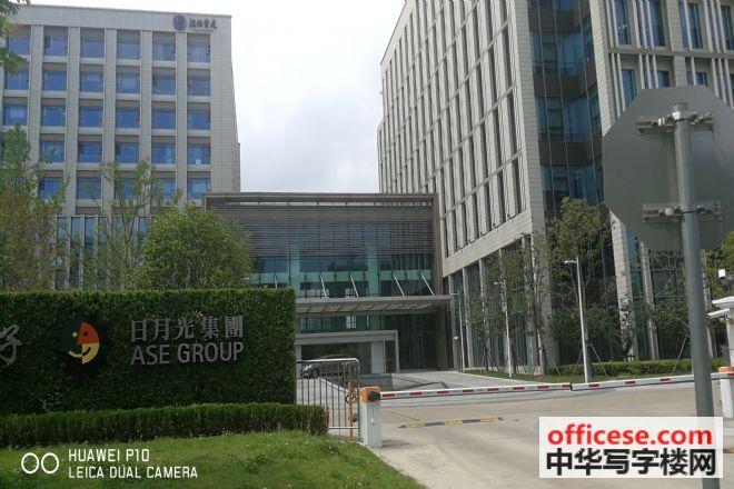 张江日月光展讯中心展想广