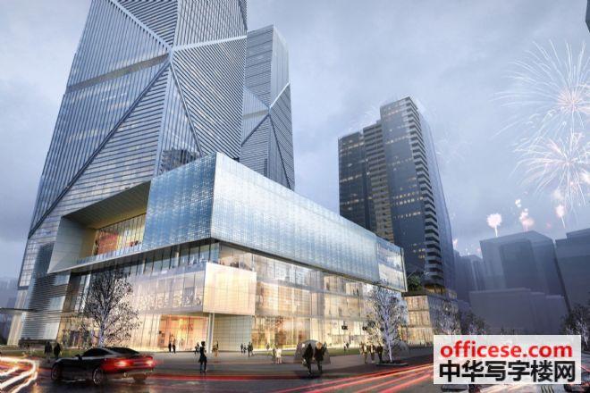 武汉ICC环贸中心