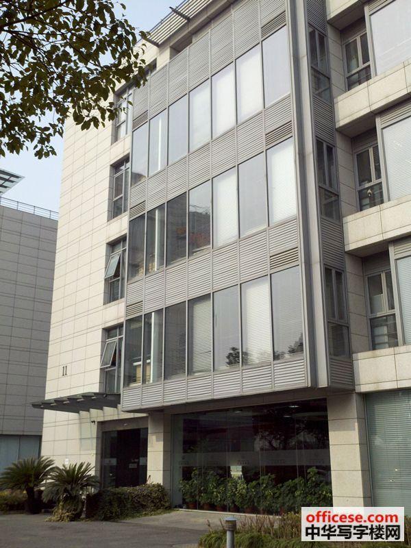 金桥研发展示办公中心