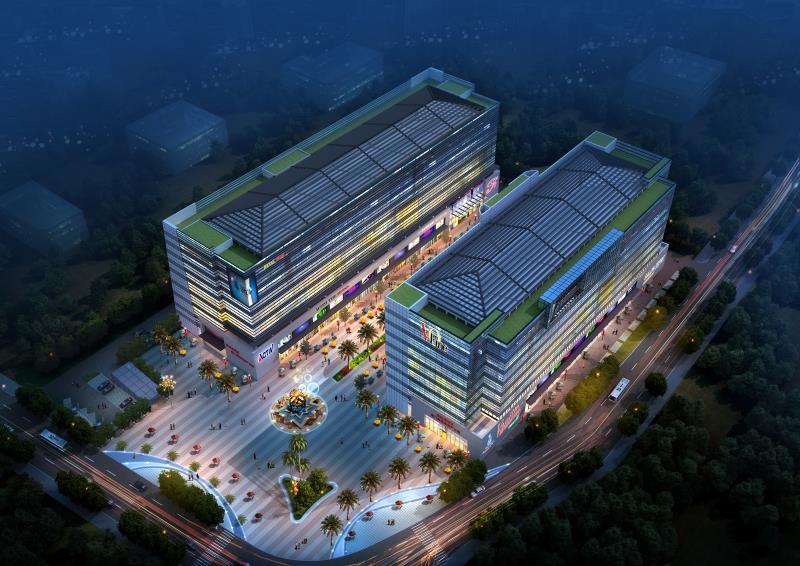 跨境电商产业园