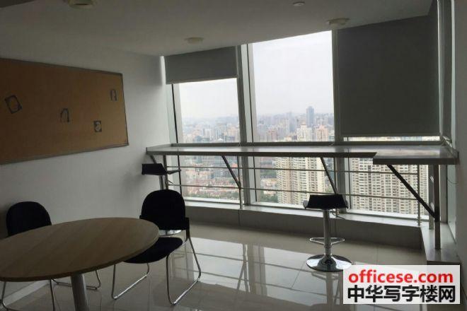 上海写字楼装�_【图】soho东海广场写字楼出租|高区视野宽阔5A甲级写字楼装修