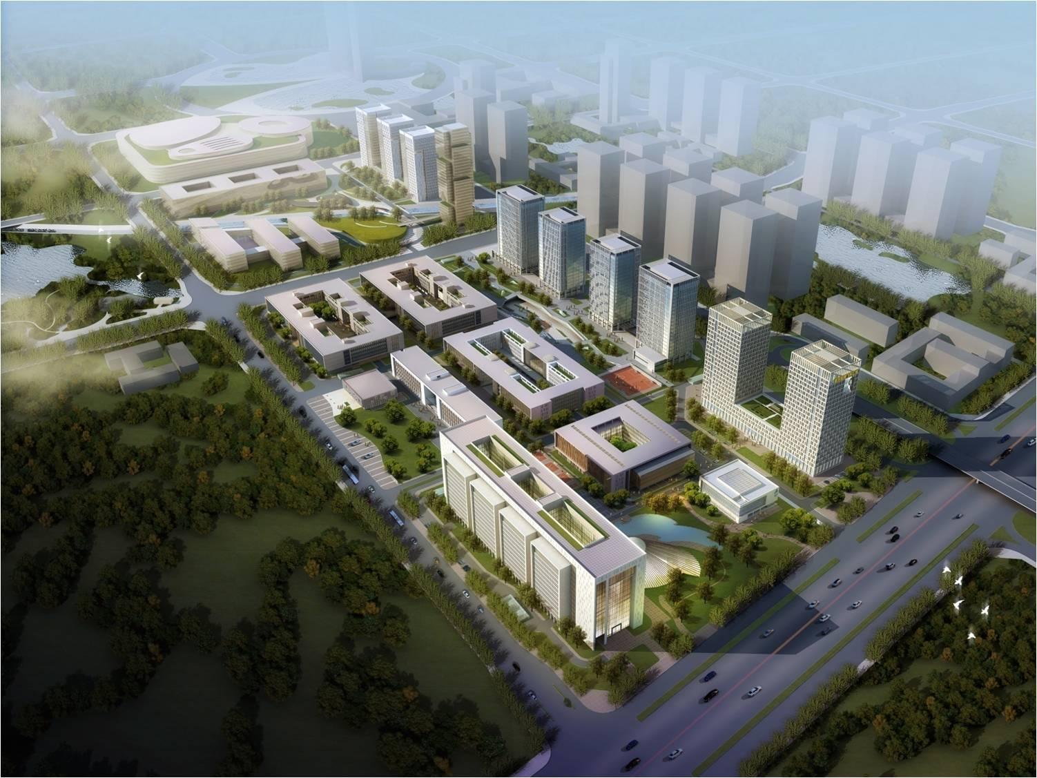 中软国际西安科技园