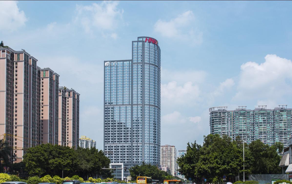 寰城海航广场