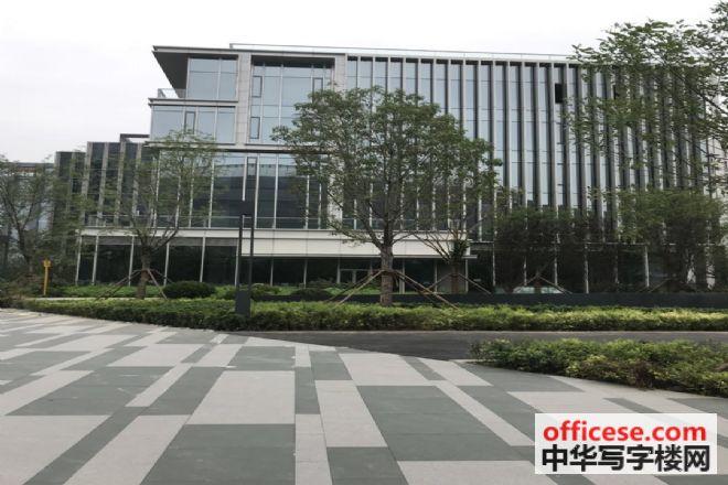 汉威国际广场丰科中心总部