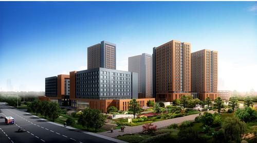 南京两港科创产业园1#科