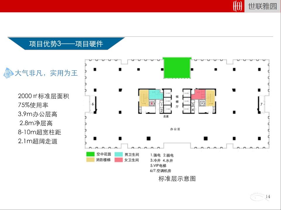 观音山商务营运中心写字楼70元/平起